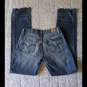 Levi's | 524 Too Superlow Jeans